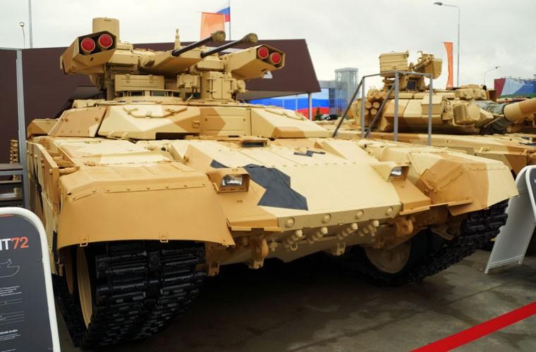 """Ke huy diet"" BMPT-72 ra tran o Syria, phien quan IS tan doi-Hinh-5"