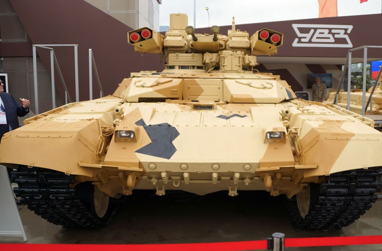 """Ke huy diet"" BMPT-72 ra tran o Syria, phien quan IS tan doi-Hinh-7"