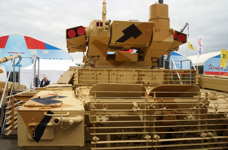 """Ke huy diet"" BMPT-72 ra tran o Syria, phien quan IS tan doi-Hinh-9"