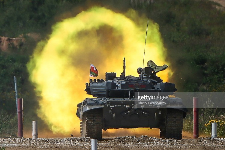 Kinh ngac: Bo doi Lao muon xe tang T-72 di thi-Hinh-10