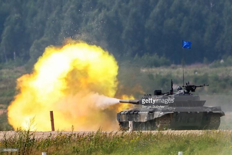 Kinh ngac: Bo doi Lao muon xe tang T-72 di thi-Hinh-11