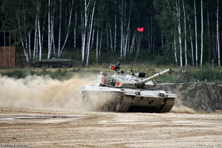 Kinh ngac: Bo doi Lao muon xe tang T-72 di thi-Hinh-12