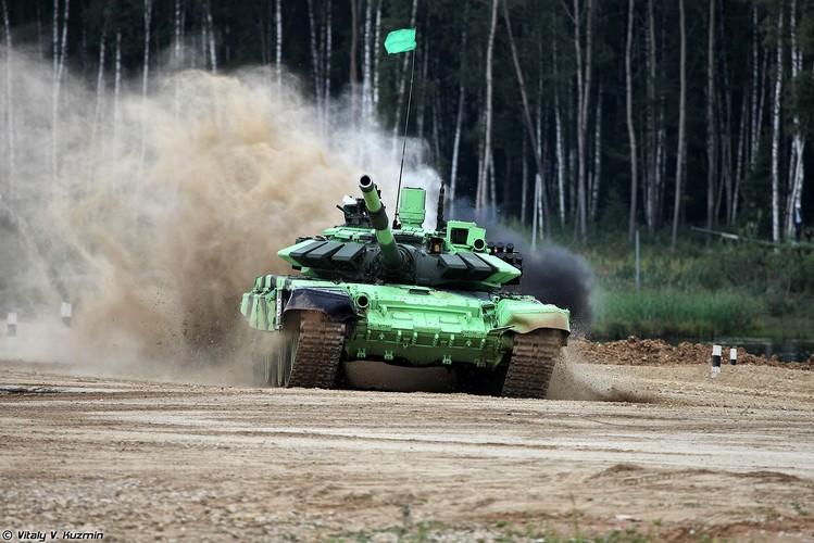 Kinh ngac: Bo doi Lao muon xe tang T-72 di thi-Hinh-4
