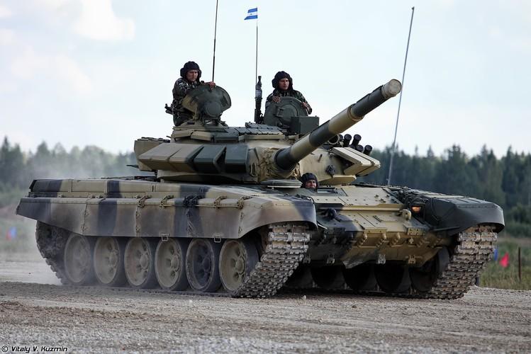Kinh ngac: Bo doi Lao muon xe tang T-72 di thi-Hinh-5
