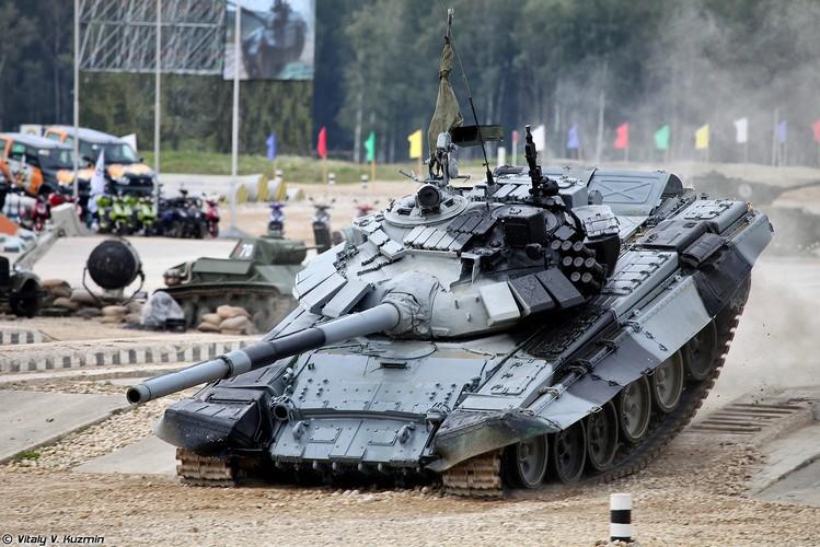 Kinh ngac: Bo doi Lao muon xe tang T-72 di thi-Hinh-7