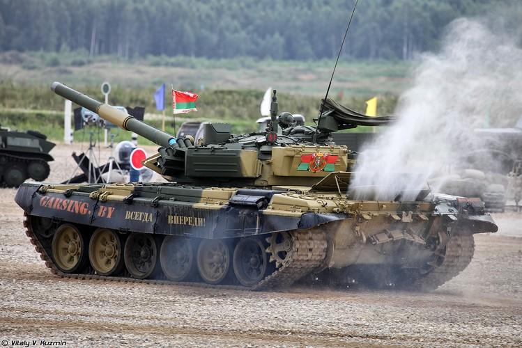 Kinh ngac: Bo doi Lao muon xe tang T-72 di thi-Hinh-8