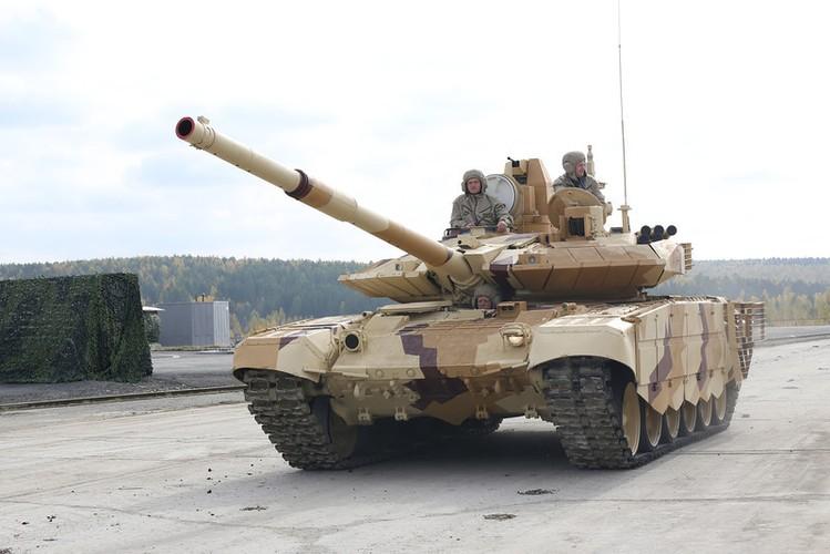 Ly do xe tang T-90 Nga chinh phuc Viet Nam va the gioi-Hinh-10