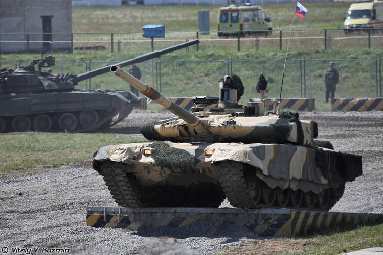 Ly do xe tang T-90 Nga chinh phuc Viet Nam va the gioi-Hinh-11