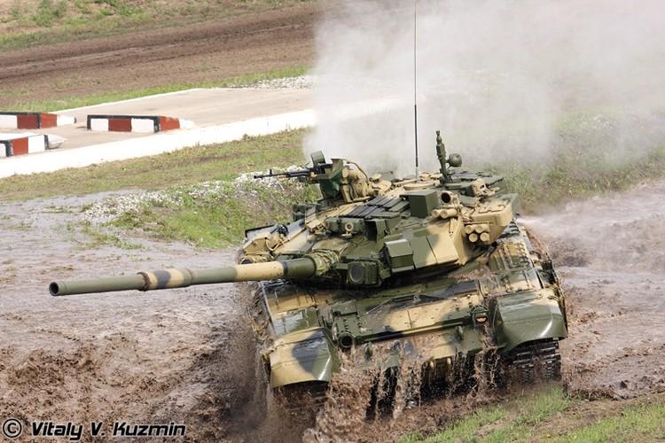 Ly do xe tang T-90 Nga chinh phuc Viet Nam va the gioi-Hinh-3