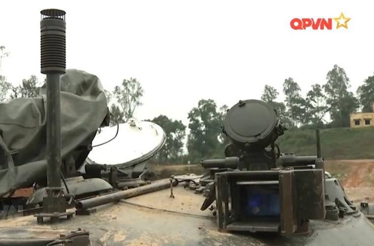 Tuyet: Viet Nam dang nang cap mot so xe tang T-54B-Hinh-12