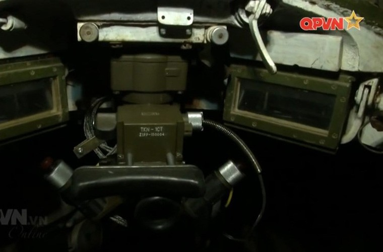 Tuyet: Viet Nam dang nang cap mot so xe tang T-54B-Hinh-14