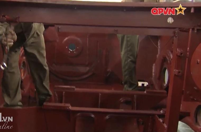 Tuyet: Viet Nam dang nang cap mot so xe tang T-54B-Hinh-3