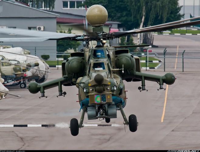 Kho hieu viec Nga dua truc thang Mi-28UB toi Syria thu lua-Hinh-2