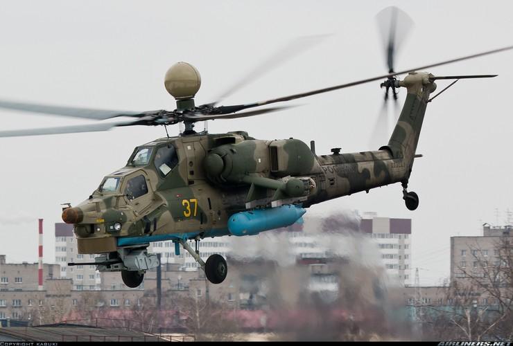 Kho hieu viec Nga dua truc thang Mi-28UB toi Syria thu lua-Hinh-3