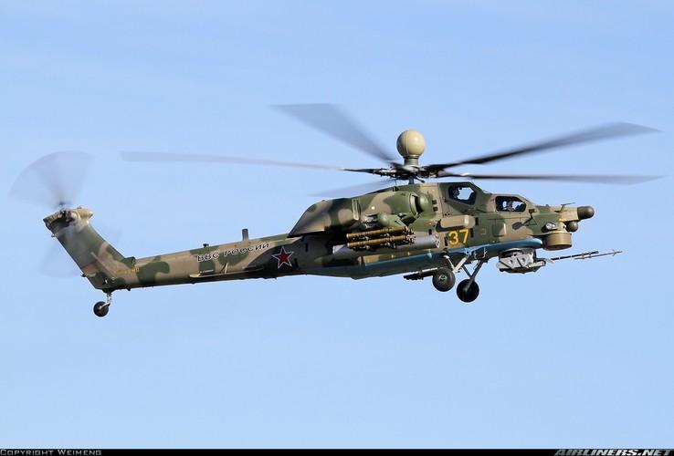 Kho hieu viec Nga dua truc thang Mi-28UB toi Syria thu lua-Hinh-4