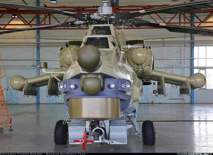 Kho hieu viec Nga dua truc thang Mi-28UB toi Syria thu lua-Hinh-5