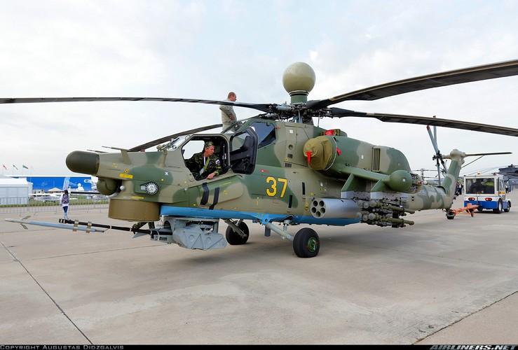 Kho hieu viec Nga dua truc thang Mi-28UB toi Syria thu lua-Hinh-6