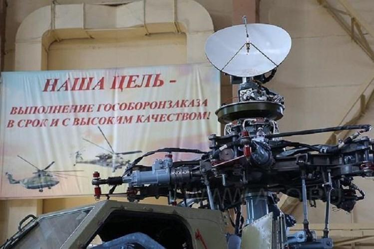 Kho hieu viec Nga dua truc thang Mi-28UB toi Syria thu lua-Hinh-8