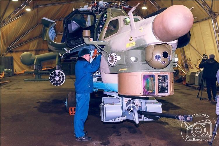 Kho hieu viec Nga dua truc thang Mi-28UB toi Syria thu lua-Hinh-9