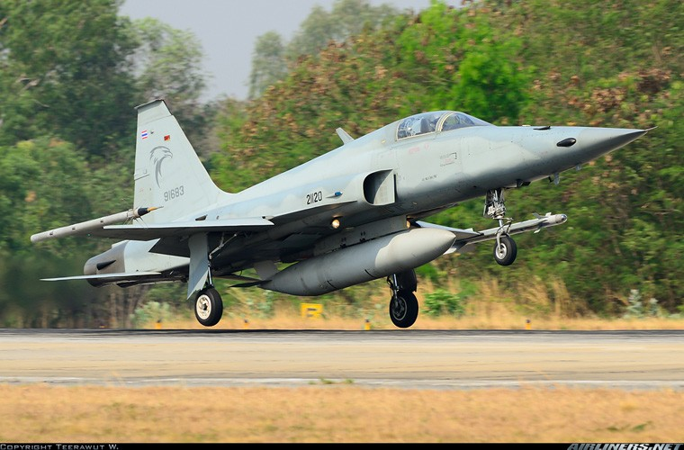 Thai Lan van muon giu tiem kich F-5, VN tai sao khong?-Hinh-3