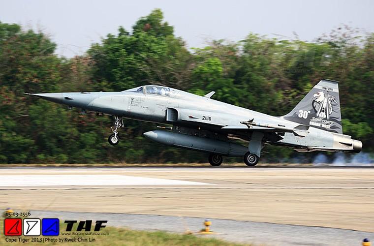 Thai Lan van muon giu tiem kich F-5, VN tai sao khong?-Hinh-5