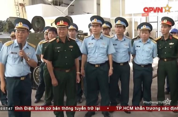 Gioi: Viet Nam tu nang cap ten lua phong khong tam thap