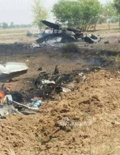 3 thang mat 3 tiem kich F-7, Pakistan hoang voi hang Trung Quoc