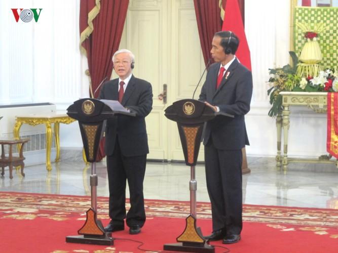 Toan canh le don chinh thuc Tong Bi thu Nguyen Phu Trong tai Indonesia-Hinh-11