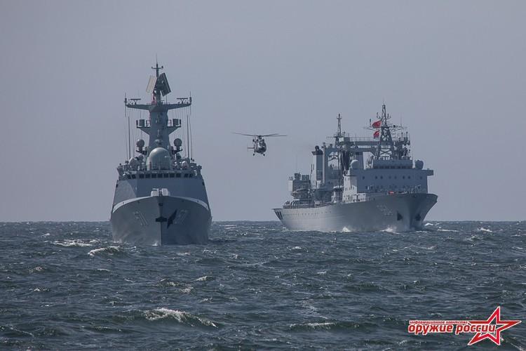 """Muc kich canh tau chien NATO """"nhin trom"""" Nga-Trung tap tran-Hinh-2"""