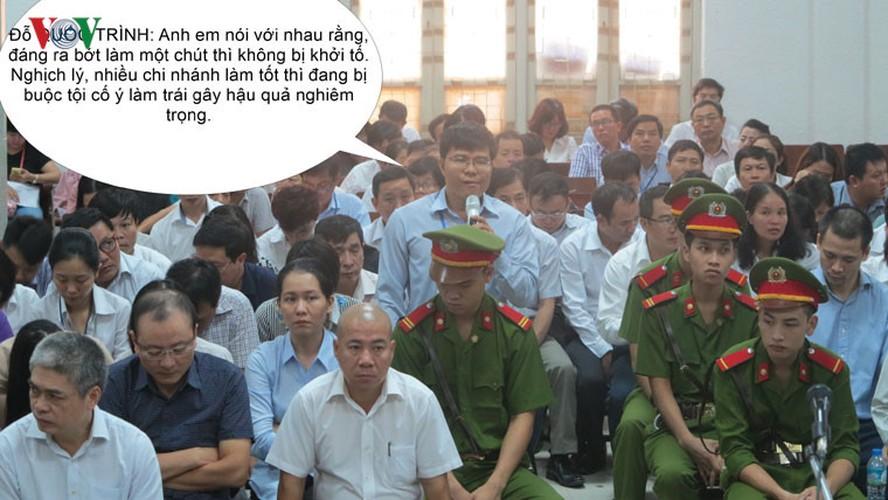 Loat cau noi khong the chap nhan tai phien xu OceanBank
