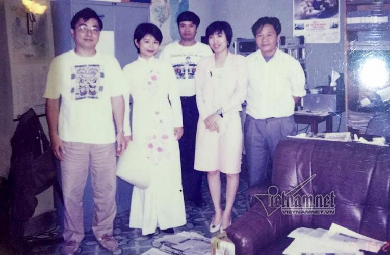 Chum anh dac biet ve nu phat ngon Bo Ngoai giao Viet Nam-Hinh-8
