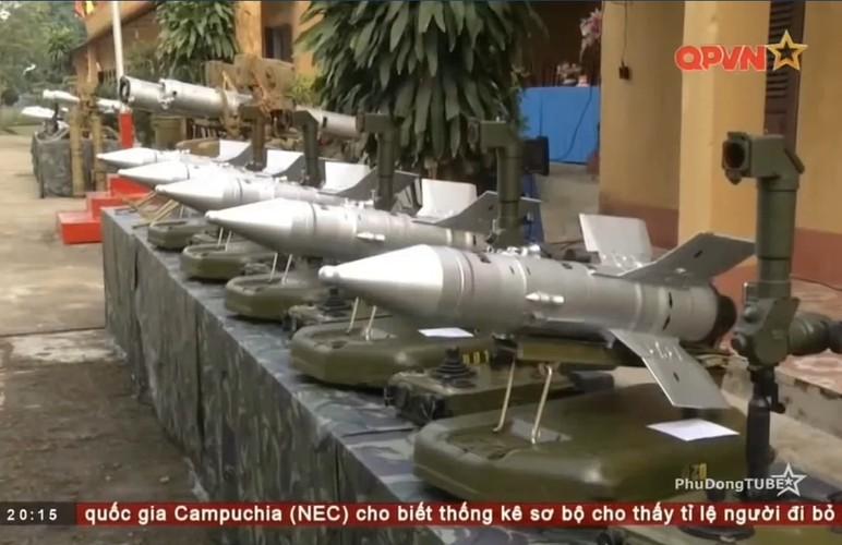 """Cận cảnh """"sát thủ diệt tăng"""" uy lực bậc nhất của Việt Nam"""