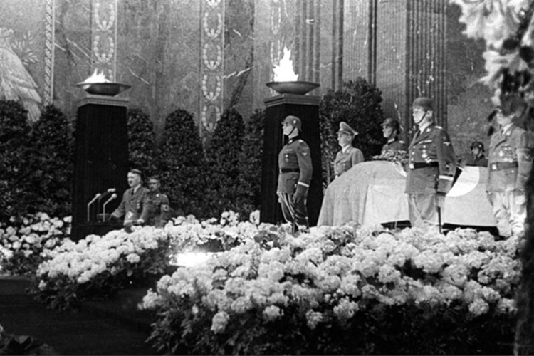 "Vu am at ""dao phu Duc Quoc xa"" Reinhard Heydrich o Praha-Hinh-9"