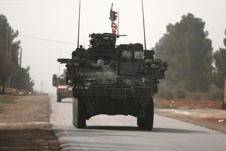 Chum anh binh si My hoat dong ben trong lanh tho Syria-Hinh-12