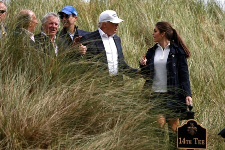 Chum anh: Nu Giam doc truyen thong tai sac ven toan cua ong Trump-Hinh-12