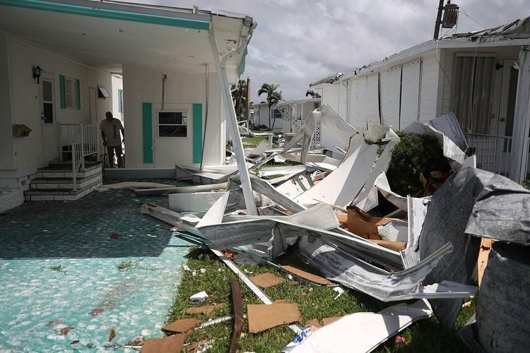Muc do tan pha khung khiep cua con bao Irma o Florida-Hinh-9