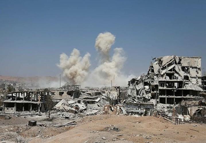 Hinh anh Quan doi Syria truy diet phien quan IS o Deir Ezzor-Hinh-10