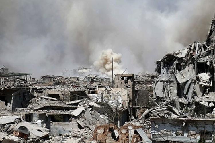 Hinh anh Quan doi Syria truy diet phien quan IS o Deir Ezzor-Hinh-4