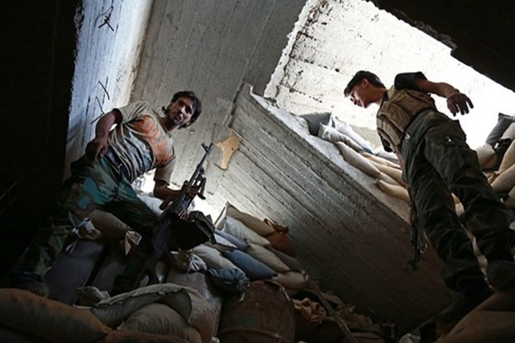 Hinh anh Quan doi Syria truy diet phien quan IS o Deir Ezzor-Hinh-5