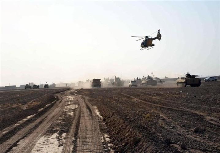 Chum anh Quan doi Iraq giai phong khu vuc Hawija-Hinh-10
