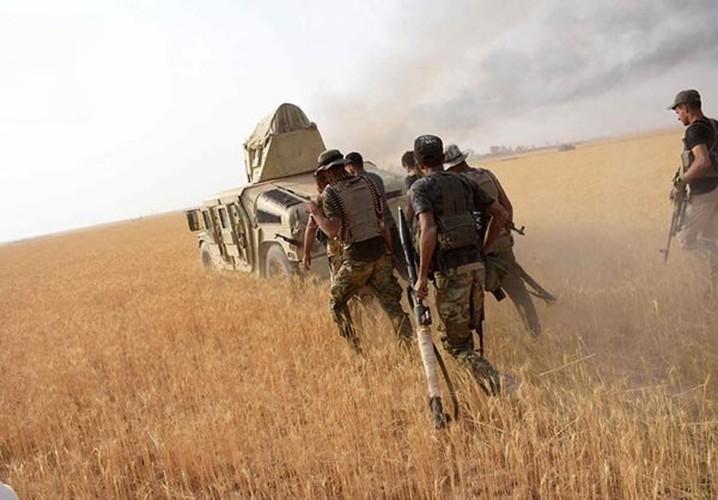 Chum anh Quan doi Iraq giai phong khu vuc Hawija-Hinh-4