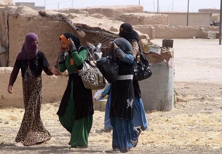 Chum anh Quan doi Iraq giai phong khu vuc Hawija-Hinh-6