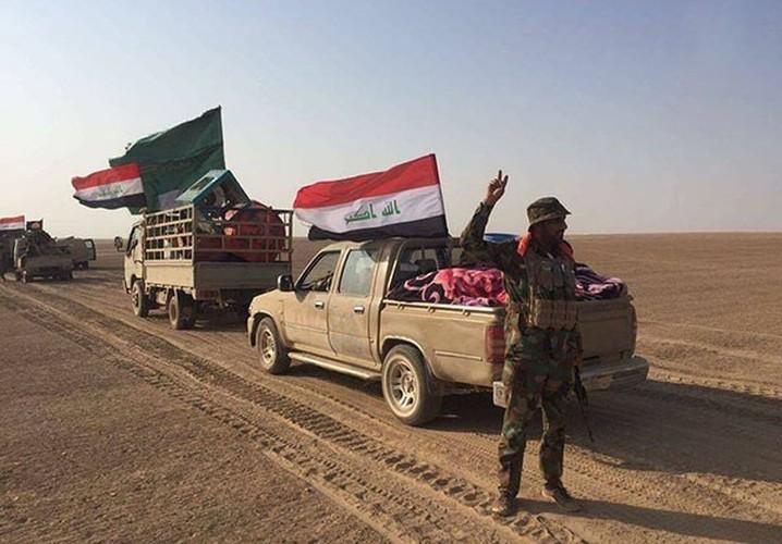 Chum anh Quan doi Iraq giai phong khu vuc Hawija-Hinh-7