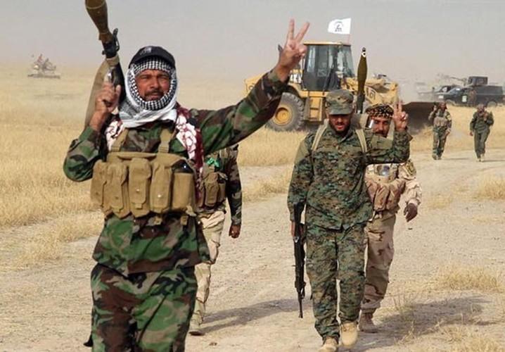 Chum anh Quan doi Iraq giai phong khu vuc Hawija-Hinh-8
