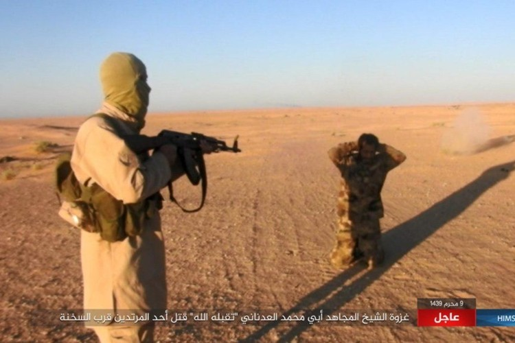 Quan doi Syria chao dao o phia tay Deir Ezzor-Hinh-11