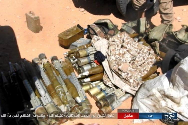 Quan doi Syria chao dao o phia tay Deir Ezzor-Hinh-13