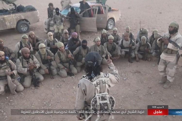Quan doi Syria chao dao o phia tay Deir Ezzor-Hinh-3