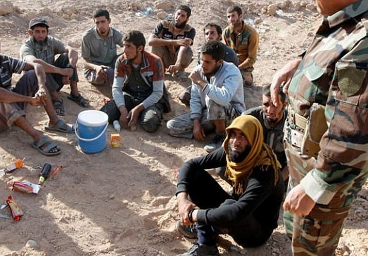 Hinh anh hon 1.000 phien quan IS dau hang o Hawija-Hinh-3
