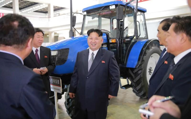 Trieu Tien cong bo nhung hinh anh dep ve ong Kim Jong-un-Hinh-10
