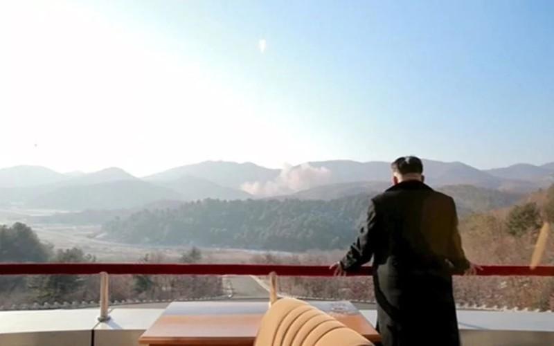 Trieu Tien cong bo nhung hinh anh dep ve ong Kim Jong-un-Hinh-11